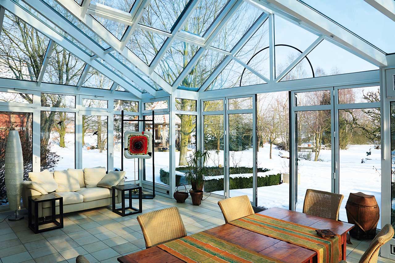 Зимові сади schüco-регулювання мікроклімату. Розташування і мікроклімат зимового саду