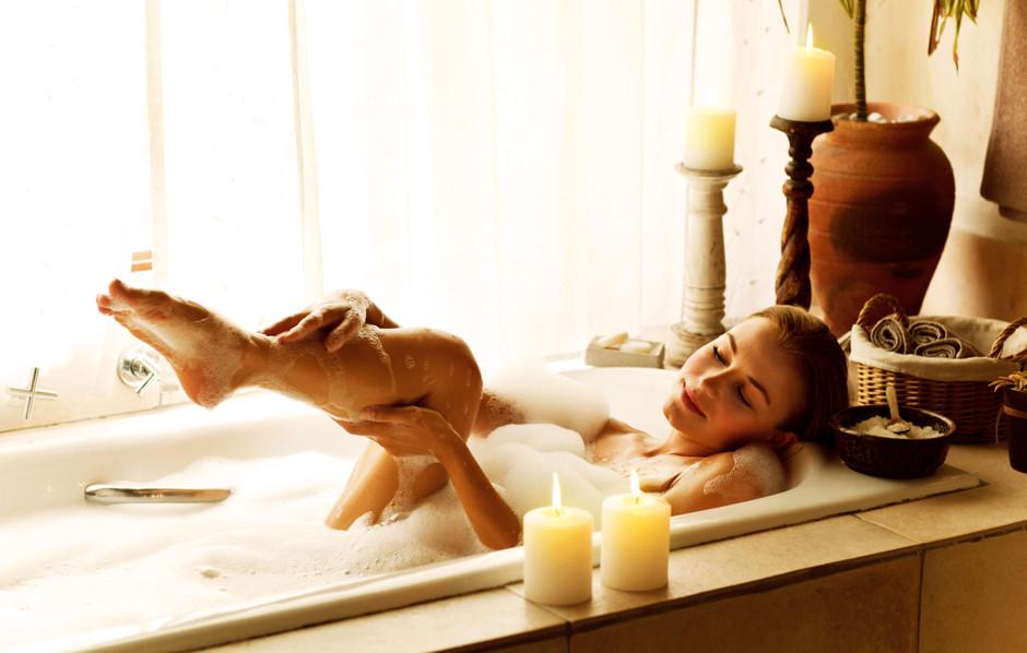 Сухі ванни для схуднення. Ефективні ванни для схуднення