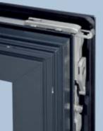 Комплектуючі на вікна століття. Віконна фурнітура maco