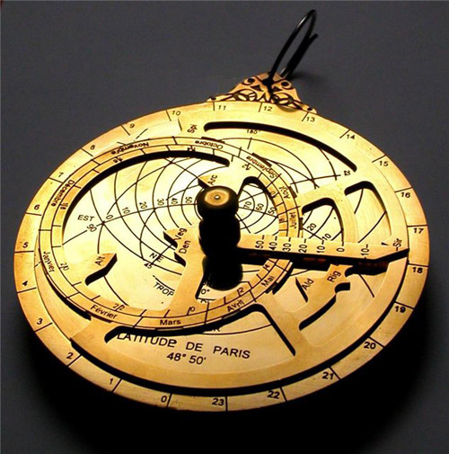 Астролябія. Що таке астролябія подорож до європи