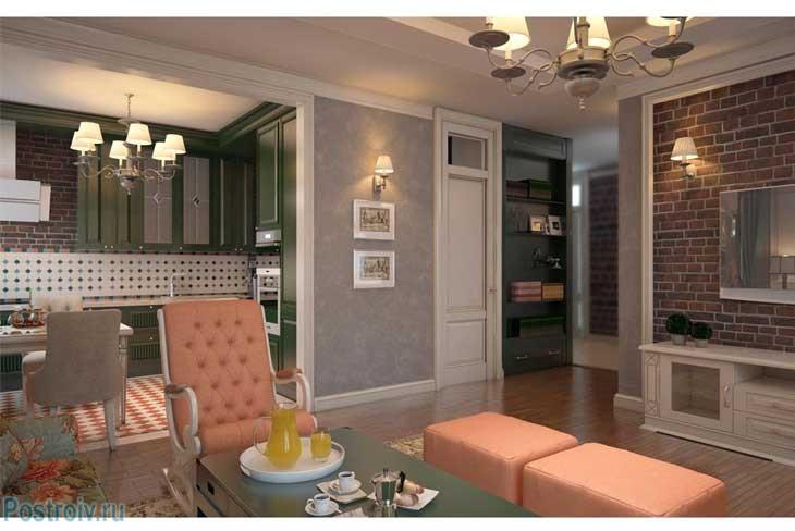 Вишуканий англійський стиль в інтерєрі квартири. Англійський стиль в інтерєрі квартири: новий погляд на минулу епоху оформлення кімнати в англійському стилі