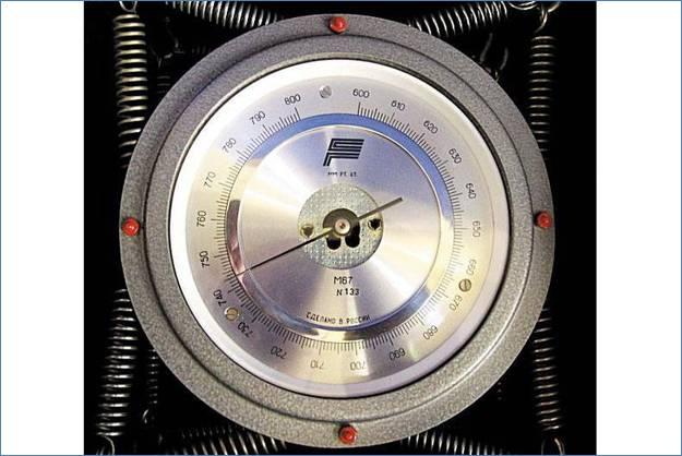 Як читати і трактувати показання барометра. Барометр і атмосферний тиск
