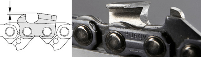 Крок пильного ланцюга 3 8. Значення кроку ланцюга бензопили