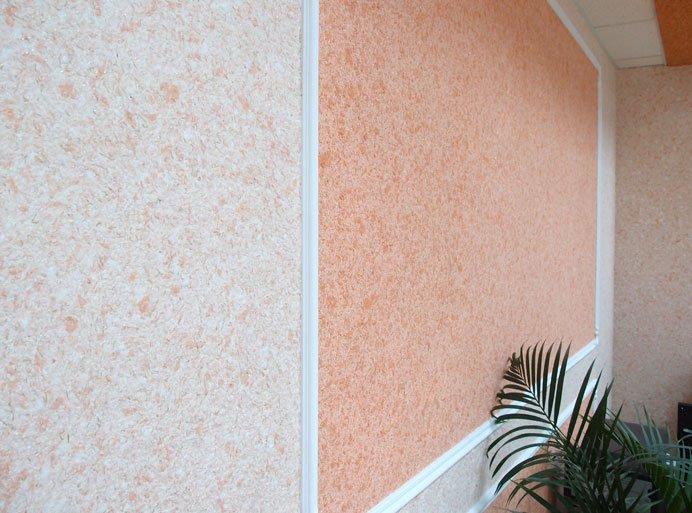 Як красиво накласти рідкі шпалери на стіни. Порядок нанесення рідких шпалер на стіну
