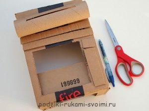 Як зробити касовий апарат з коробки. Домашня каса: тримаємо фінанси під контролем