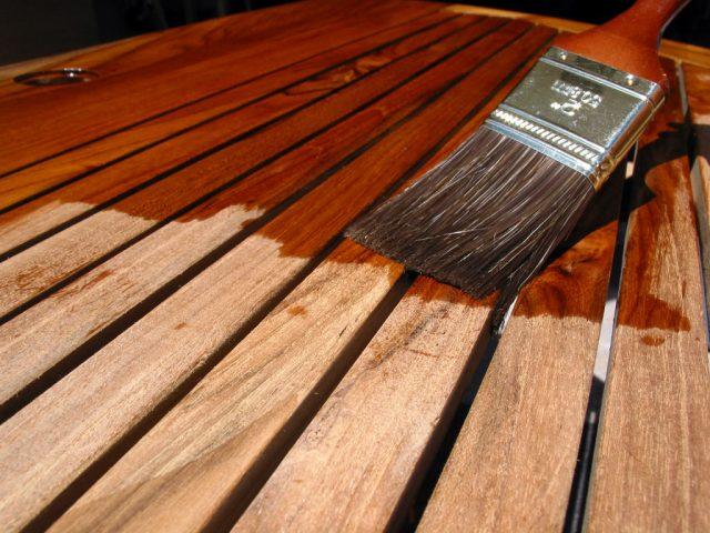 Оліфа для дерева: види складів. Процес нанесення