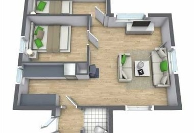Оптимальний розмір приватного будинку. Приватний будинок: планування кімнат