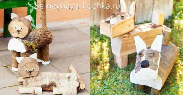 Незвичайні речі з дерева на продаж. Деревяні вироби своїми руками для продажу