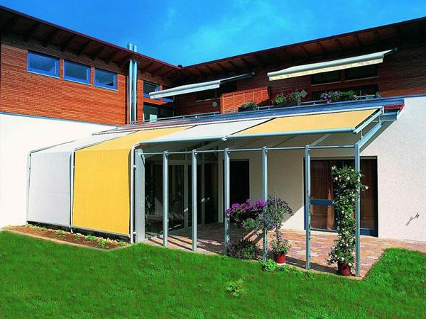 Обладнання. Вентиляція, опалення та захист від сонця для зимових садів