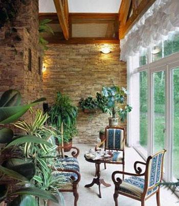Розташування і мікроклімат зимового саду. Оцинкована підсистема не забудьте про вентиляцію в зимовому саду